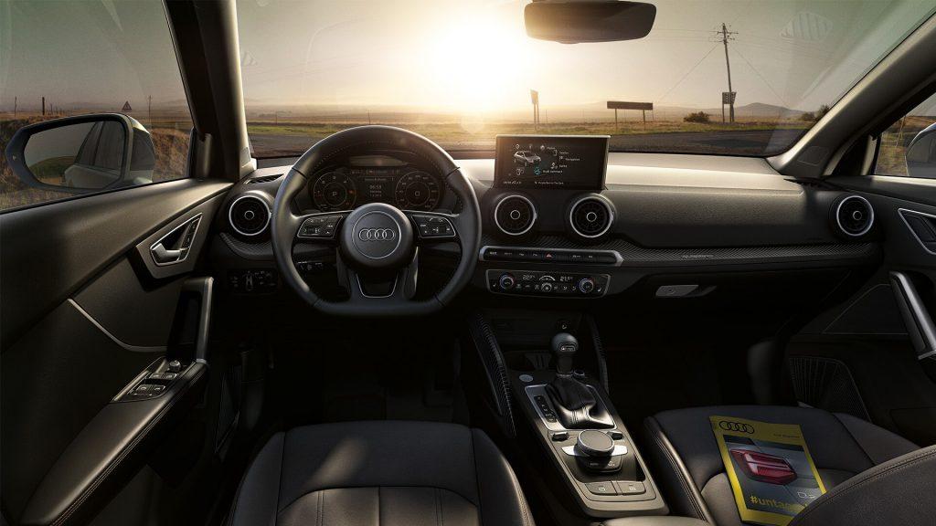 Intérieur Audi Q2