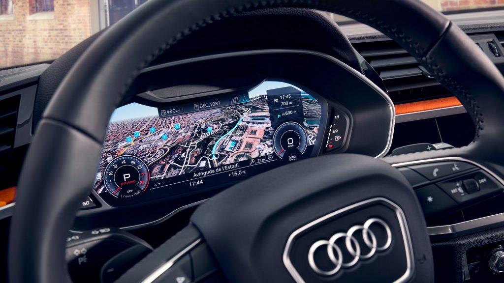 Intérieur Audi Q3