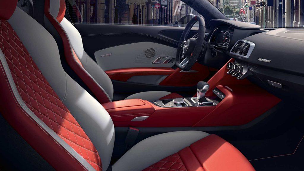 Intérieur Audi R8
