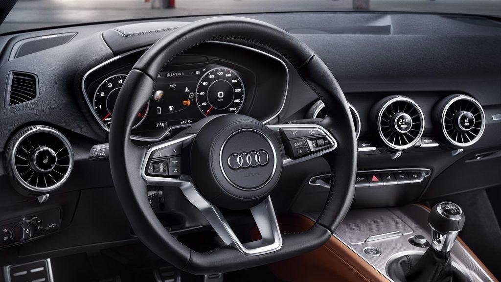 Intérieur Audi TT