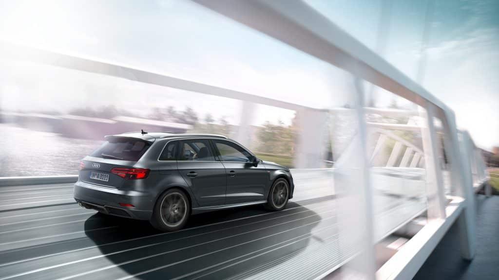 Audi A3 grise