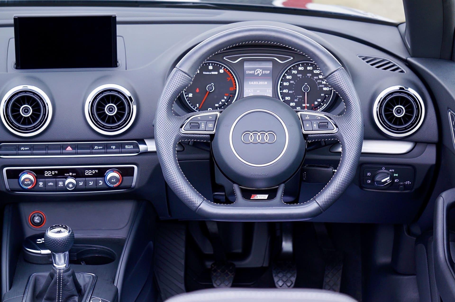 Intérieur Audi Gamme Q