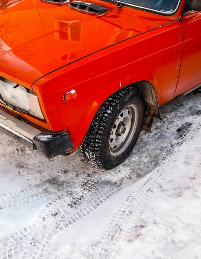 Préparer sa voiture pour l'hiver