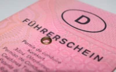Que faire en cas de perte ou vol du permis de conduire ?